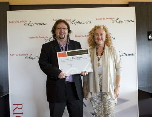 """Ganador """"Azpilicueta Sumiller 2009"""""""